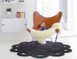 leather butterfly chair cuero design leather butterfly chair funktion alley