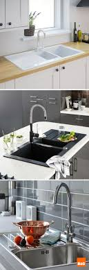 Best  White Kitchen Sink Ideas On Pinterest Kitchen Sinks - Simply kitchen sinks