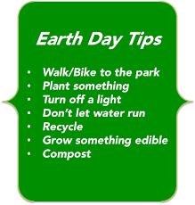 it s earth day celebrate