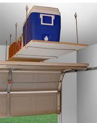 decoration garage cabinets and shelves ceiling hung garage