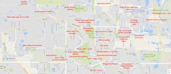 Map Buffalo The Judgmental Map Of Buffalo Grove Illinoisthe Black Sheep