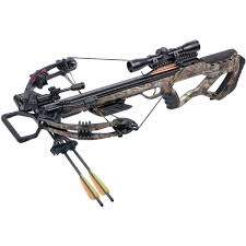 centerpoint tormentor whisper 380 crossbow bundle camo walmart com