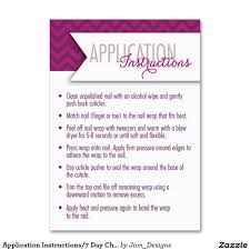 Jamberry Sample Cards Jamberry Application Instructions Printable Google Search