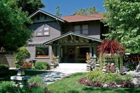Two Story Craftsman The Eclectic Architecture Of Claremont California Old House