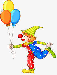 clown balloon l clown balloons balloon clown png image and clipart for