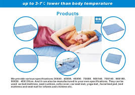 summer cooling mattress pads cool gel mat shop for sale in china
