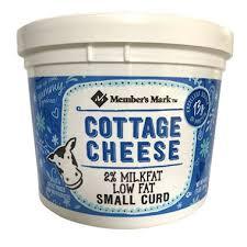 Friendship Cottage Cheese Nutrition by Sour Cream U0026 Cottage Cheese Sam U0027s Club