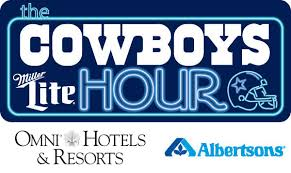105 3 the fan listen live the cowboys hour dallas cowboys