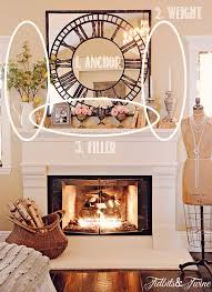 Design For Fireplace Mantle Decor Ideas How To Decorate A Mantel Tidbits Twine