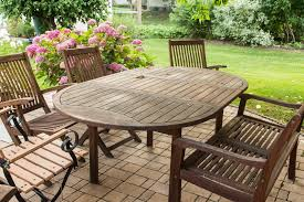 Outdoor Wooden Patio Furniture Different Types Of Teak Wood Patio Furniture