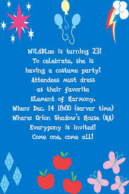 an invitation for a birthday party image collections invitation