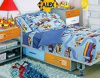 Monster Truck Bed Set Construction Bedrooms Decorating Construction Trucks Theme