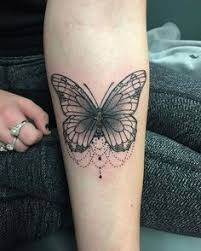 image result for inside arm butterfly