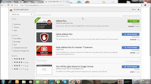 ad blocker for android chrome how to disable adblock on update chrome browser