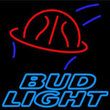 bud light lighted sign 2018 bud light basketball neon sign sport game sign handcrafted real