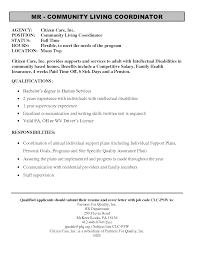 adjustment of status cover letter family support worker cover letter