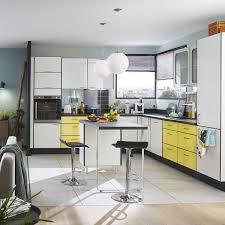 cuisine jaune et grise cuisine jaune et gris galerie avec beau cuisine jaune et grise