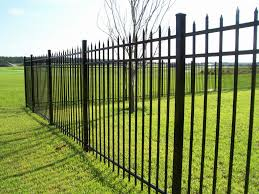 grey aluminum fence panels peiranos fences the truth the cost