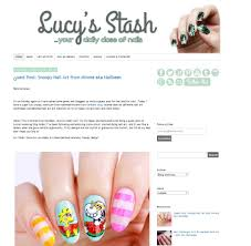 top nail blogs to follow nail jewellery