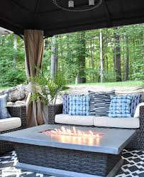 Covered Gazebos For Patios by Our New Backyard Patio Reveal Perfect For Entertaining