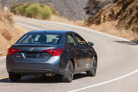 us toyota 2017 toyota corolla first drive review this boring compact will