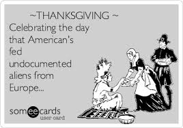 thanksgiving celebrating the day that american s fed undocumented