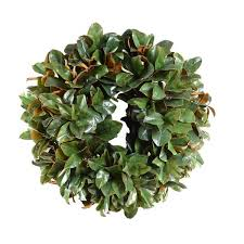magnolia leaf wreath 36 magnolia leaf wreath grand luxe new growth designs