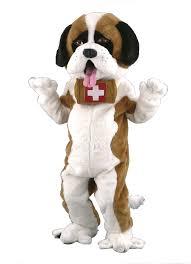 pet halloween costumes uk saint bernard dog mascot costume mascot and costumes mascot