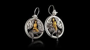 earrings models print ready earrings 3d print models cgtrader