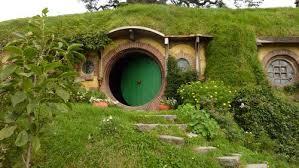 hobbit hole surreal estate habitable hobbit holes inside the magic