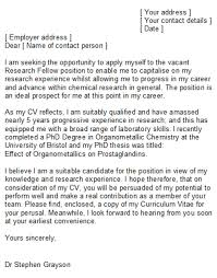 Laboratory Skills Resume Chemist Cover Letter Sample
