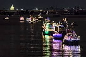light parade chicago 2017 best holiday parade winners 2017 10best readers choice travel awards