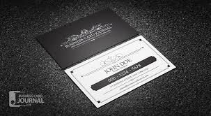 classy u0026 elegant vintage business card template