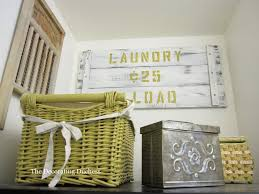 Country Laundry Room Decor Laundry Room Decorating Accessories Green Room Interiors