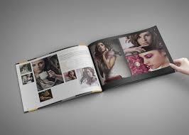 design haven portfolio and artbook template for indesign a4