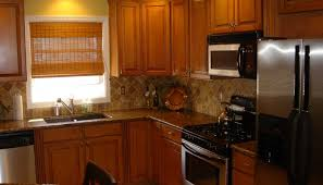 oak kitchen furniture awesome honey oak kitchen cabinets with granite countertops