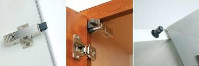 inset cabinet door stops cabinet door stops new slow close hinge stop loud slamming doors