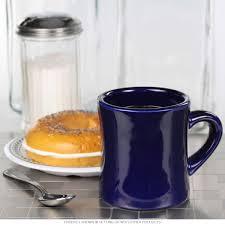 diner coffee mug set of 6 multicolor vintage ceramic coffee cups