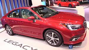 subaru legacy 2016 red 2018 subaru legacy 3 6r limited exterior interior walkaround