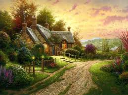 kinkade signed and numbered limited edition