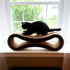 Curved Cat Scratcher Petfusion Cat Scratcher Lounge Deluxe Review Pet Blog For Dog