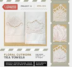 embroidery express club april 2016