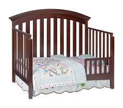 Delta Convertible Crib Bed Rail Delta Children Bentley 4 In 1 Crib Chocolate Delta