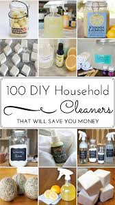 Household Brass Cleaner 100 Diy Household Cleaner Recipes That Will Save You Money
