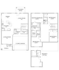 Floor Plan Line Of Credit 206 Chisos Oak Dr Westwind Homes