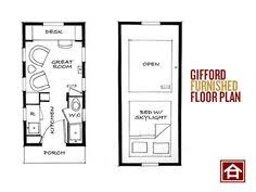 Compact Floor Plans The Marie Colvin Small Places Tiny Houses And Australia