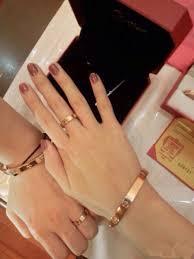 love bracelet rose gold images Cartier love bracelet van cleef arpels jewelry replica cartier jpg