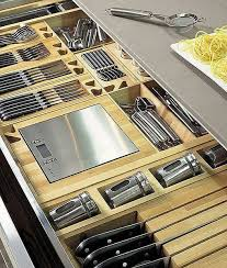 kitchen drawer organizer ideas best 25 cutlery storage ideas on knife storage