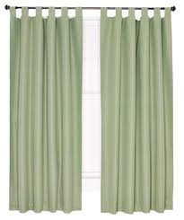 Curtains With Thermal Backing Custom Crosby Insulated Tab Top 100