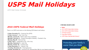 usps holidays 2014 the best 2017